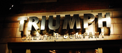 Triumph Brewing sm